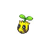 Pokémon Pokédex Nummer 191 Sonnkern