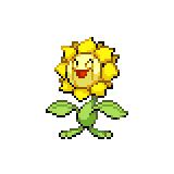 Pokémon Pokédex Nummer 192 Sonnflora