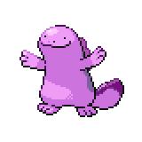Pokémon Pokédex Nummer 195 Morlord Shiny