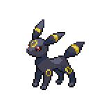 Pokémon Pokédex Nummer 197 Nachtara