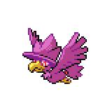 Pokémon Pokédex Nummer 198 Kramurx Shiny
