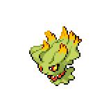 Pokémon Pokédex Nummer 200 Traunfugil Shiny