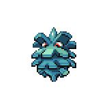 Pokémon Pokédex Nummer 204 Tannza