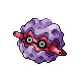 Pokémon Pokédex Nummer 205 Forstellka