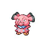 Pokémon Pokédex Nummer 209 Snubbull