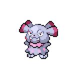 Pokémon Pokédex Nummer 209 Snubbull Shiny