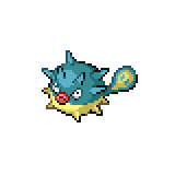 Pokémon Pokédex Nummer 211 Badorfish