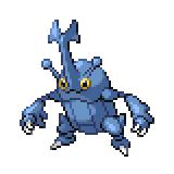 Pokémon Pokédex Nummer 214 Skaraborn