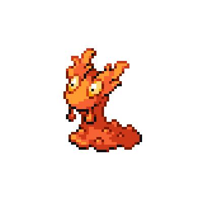 Pokémon Nummer 218 Schneckmag