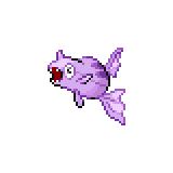 Pokémon Pokédex Nummer 223 Remoraid Shiny