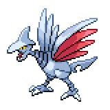 Pokémon Pokédex Nummer 227 Panzaeron