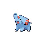 Pokémon Pokédex Nummer 231 Phanpy