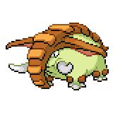 Pokémon Pokédex Nummer 232 Donphan Shiny