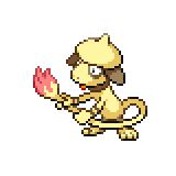 Pokémon Pokédex Nummer 235 Farbeagle Shiny