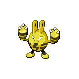 Pokémon Pokédex Nummer 239 Elekid Shiny