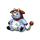 Pokémon Pokédex Nummer 241 Miltank Shiny