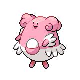 Pokémon Pokédex Nummer 242 Heiteira