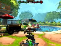 Poolparty im Onlinespiel