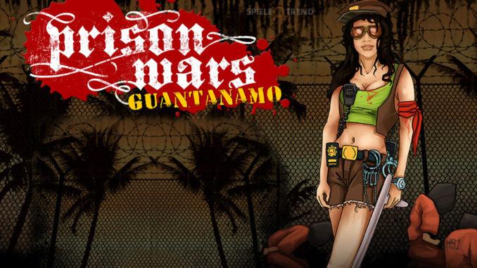 Prison Wars Browsergame gratis spielen