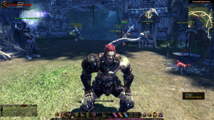 Free2Play PvP MMORPG (Archlord 2)