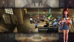 Quests in Hero Warz