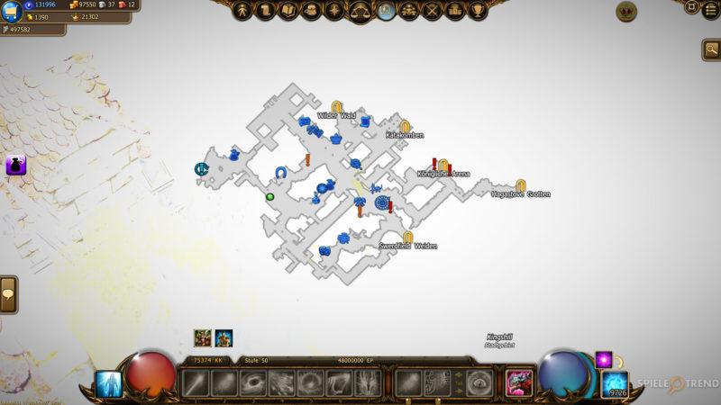 Neue Quests auf der Karte in Drakensang