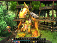 Kuriose Questgeber im MMORPG
