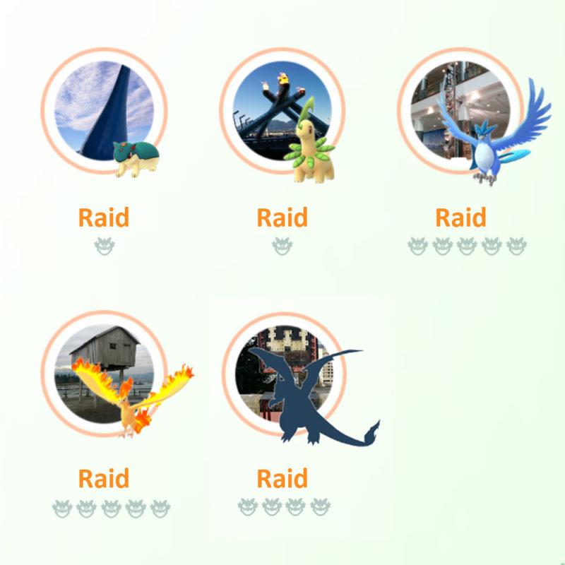 Raid Boss Schatten bei Pokémon GO