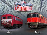 Rail Nation Basilisk Lok