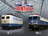 Rail Nation Einhorn Lok