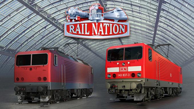 Rail Nation, die kostenlose Simulation für Eisenbahnfans