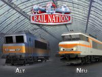 Rail Nation Leviathan Lok