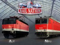 Rail Nation Medusa Lok