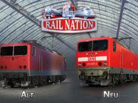 Rail Nation Zentaurus Lok
