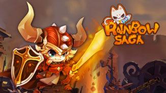 Rainbow Saga - Comic Onlinespiel