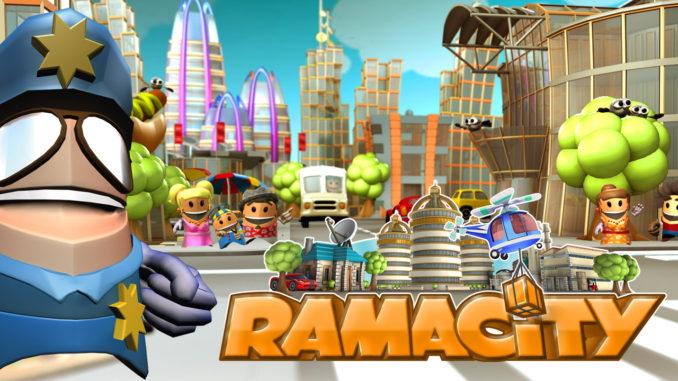 RamaCity - Die kostenlose Rama Simulation