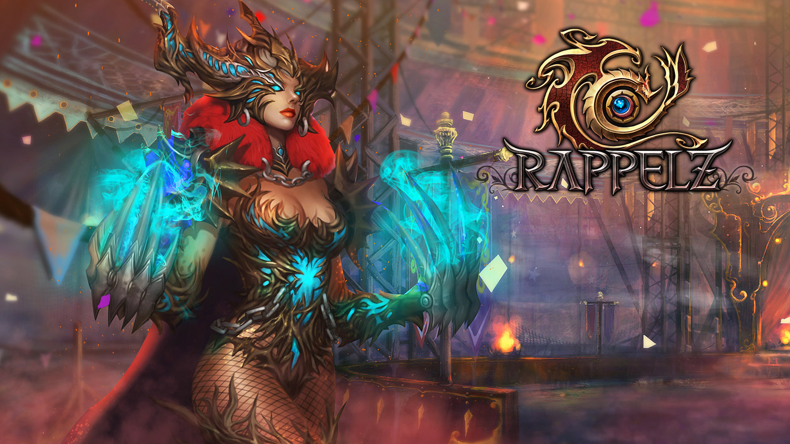 Rappelz - Episches Free2Play-MMORPG