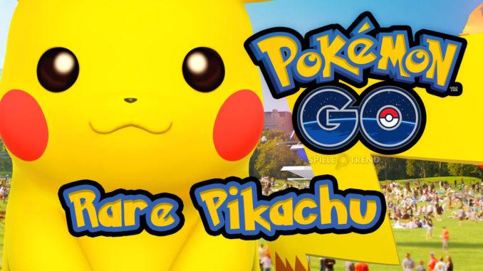 Rare / Shiny Pikachu Leak