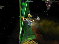 Raumschiffe in Dark Orbit
