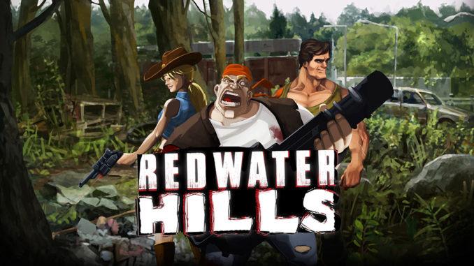 Redwater Hills - Strategiespiel im Browser