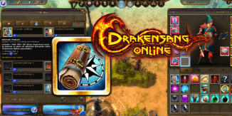 Neue Reisefunktions-Weltkarte in Drakensang Online