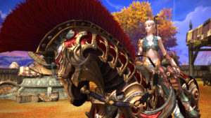 Reittiere (Mounts) im MMO