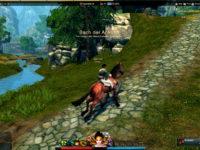 Reittiere in Swordsman Online