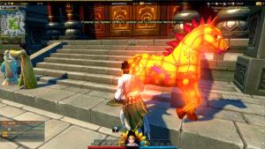 Swordsman Online Reittiere