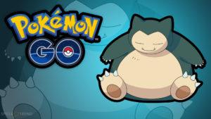 Pokémon GO mit einem Relaxo-Event