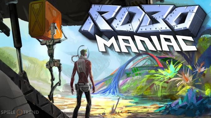 Robomaniac Browser-MMO Spiel feiert Release