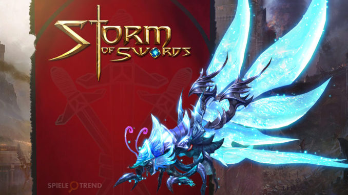 Release des MMO Rollenspiel Storm of Swords