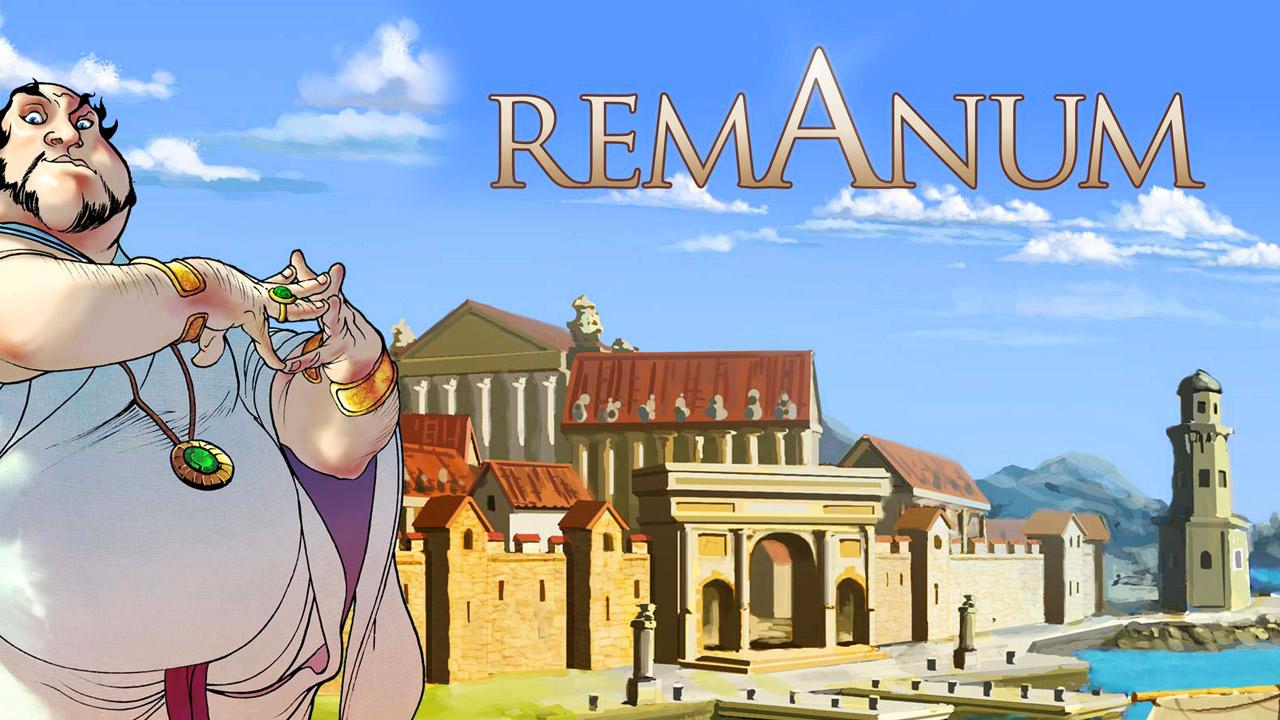 Remanum - Handelsspiel in der Antike