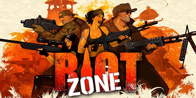 Neues Onlinespiel RiotZone
