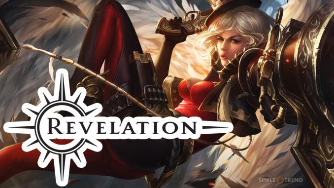 Revelation Online MMORPG 2017